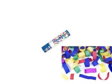 Konfety 20cm - barevný mix
