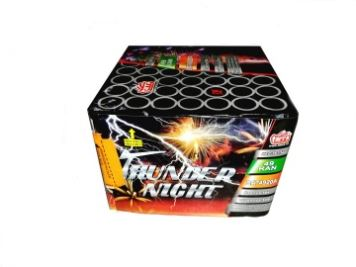 BATERIE VÝMETNIC  THUNDER NIGHT 49 RAN 8/1 - BAT4920A