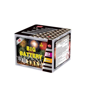 BATERIE VÝMETNIC BIG BATTERY 64RAN 2/1 - BAT6430C