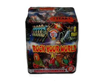 A2-ROCK YOUR WORLD  25 SH (BPE-F11)  12/1 - BPE2959TP