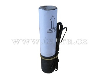 "1"" SINGLE SHOT MINE -  Red stars  10B/20 - GCNEW295D"