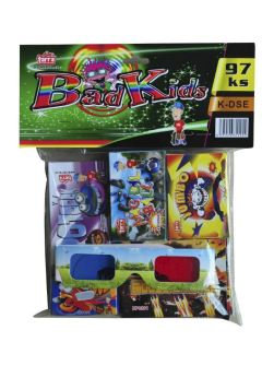 BAD KID'S PACK  30/1 - K-DSE